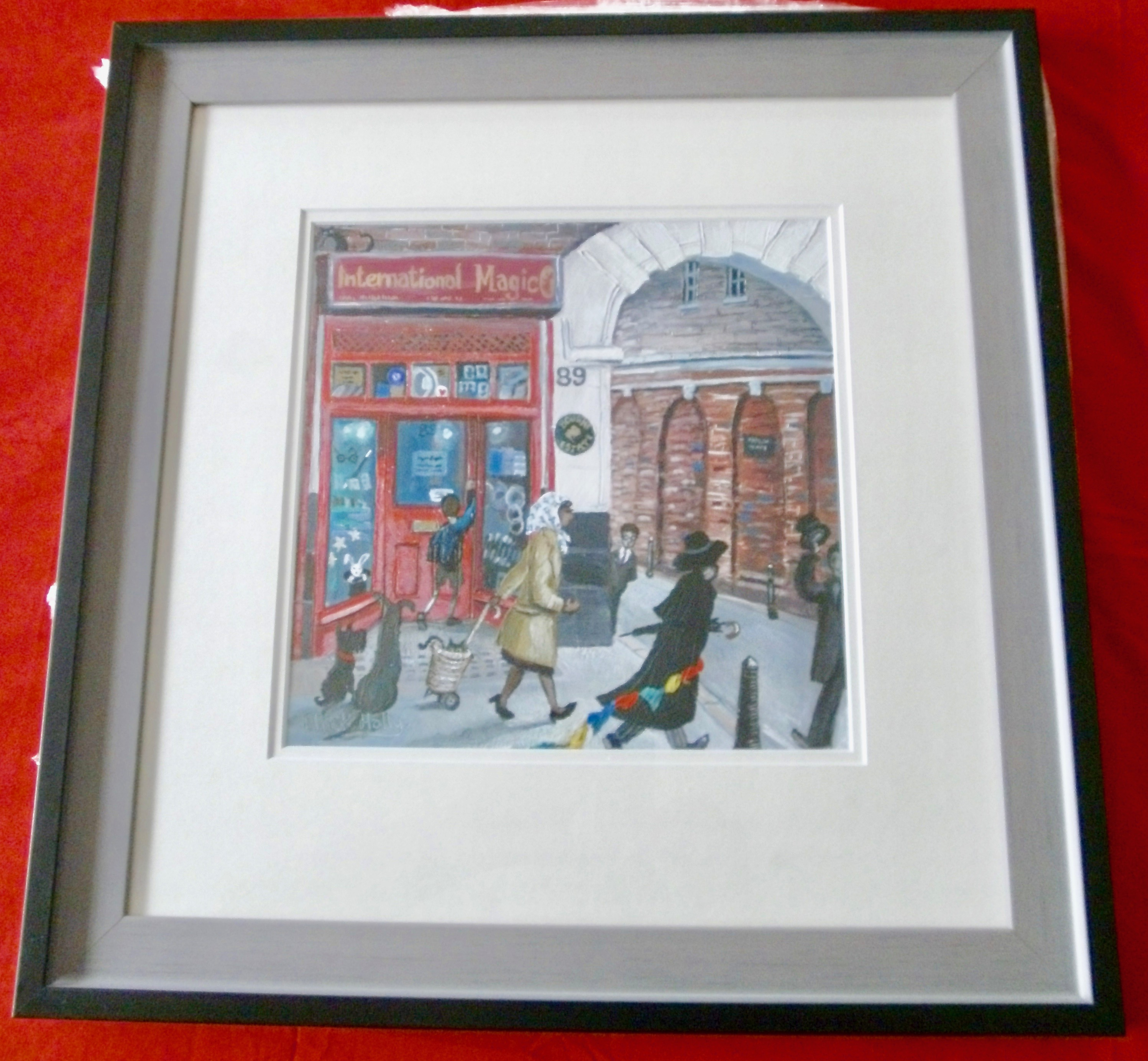 Click to display
